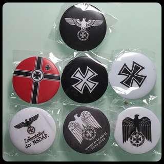 Nazi Germany World War Two Badge