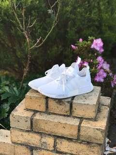 Adidas nmd triple white size 11