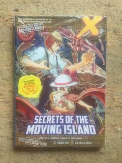 X-Venture Explorers - Secrets of the Moving Island