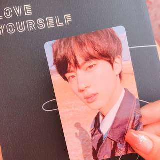 WTT Love Yourself Tear Y version PC