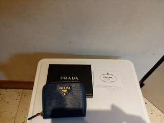 Prada coins bag not chloe