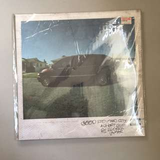 "KENDRICK LAMAR Good Kid Maad City Vinyl 12"" LP"