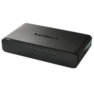 8-Port Fast Ethernet Desktop Switch ES-3308P
