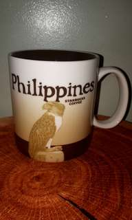 Starbucks Philippines V1 Icon Mug (with SKU)