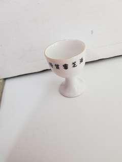 Mini wine glass