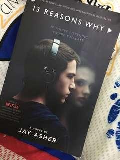 13 Reasons Why novel