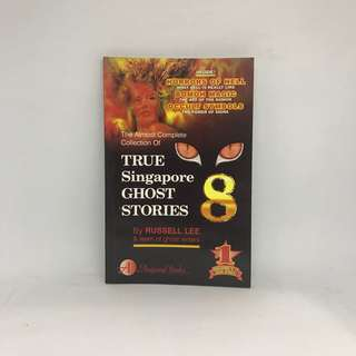 True Singapore Ghost Stories TSGS Series #8