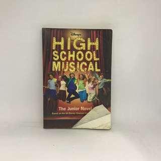 Disney High School Musical #1   Novel Book