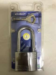 Abloy lock PL 330/50mm. Classic series