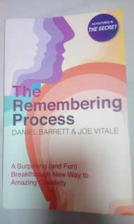 Book-The Remembering Process