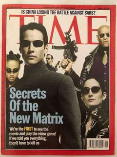 Time magazine may 2013