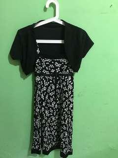 Polkadot Dress (Used Once)*