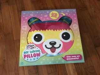 Talking pillow