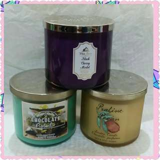 Bath & Body Works Candle Grand Sale