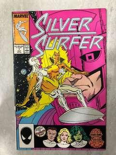Comics : Silver Surfer #1
