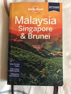 Lonely Planet : Malaysia Singapore & Brunei (Travel Guide)