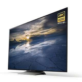 Sony XBR55X930D 55-Inch 4K Ultra HD 3D Smart LED TV
