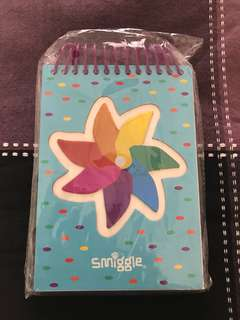 Smiggle Notepad