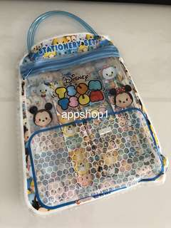 In stock tsum tsum stationary set - goodies bag packages