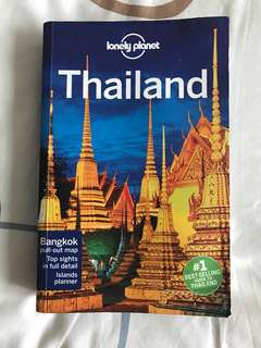 Lonely Planet : Thailand (Travel Guide)