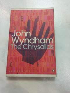 The Chrysalids by John Boyne