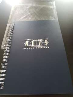 A5 Note book Navy