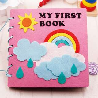 [PO] Babies / Toddlers Cloth Books