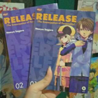 Komik Release Vol.01-02 END (m&c)
