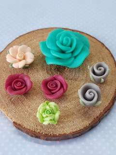 Polymer clay beads clearance