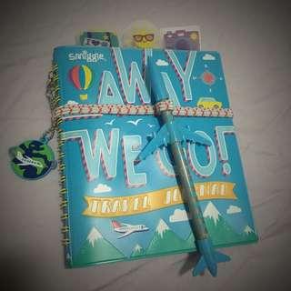 Smiggle Travel Journal