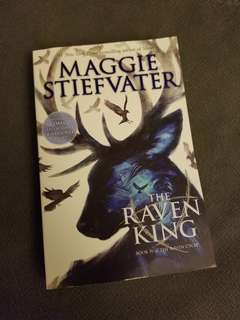 The Raven King - Maggie Stiefvater (softcover)