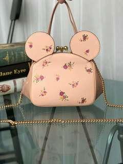 Coach x Disney bag
