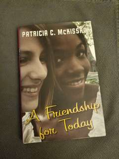 A Friendship for Today - Patricia C. Mckissack (hardcover)