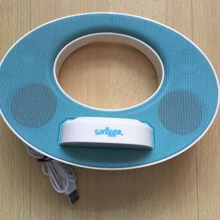 Smiggle Loopz Speaker (Brand New In Box - Blue In Colour)