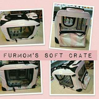 Furmom's Collapsible Soft Crate