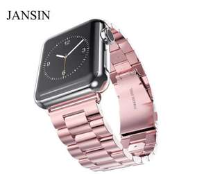 June sales - Instock Apple Iwatch Strap stainless #JANSIN