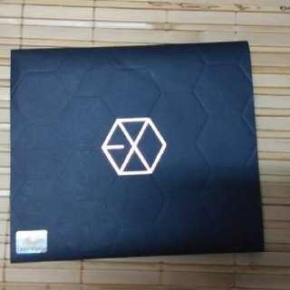EXO-M - MAMA 專輯