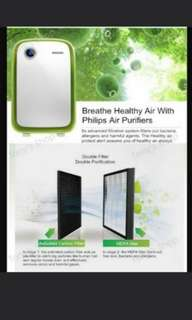 *FREE Filter*  Philips Air Purifier AC4025