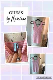 Marciano Dress Light Pink Size X Small