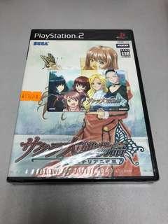 PS2 SAKURA 大戰物語 全新