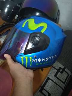 Helmet movistar