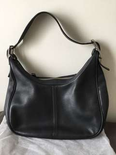 Coach Authentic Black Bag