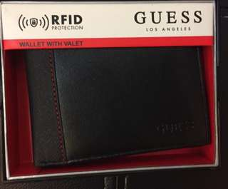 ❤️ ❤️  Guess Wallet with Valet