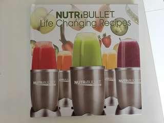 Nutribullet - Life Changing Recipes