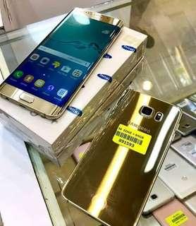 Samsung s6 edge gold colour original 32gb
