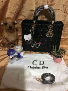 Lady Christian Dior Bag