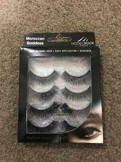 modelrock lashes