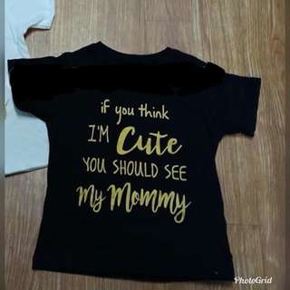 T shirt for kids