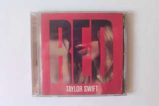 [Album/CD] Taylor Swift RED Deluxe PH Edition