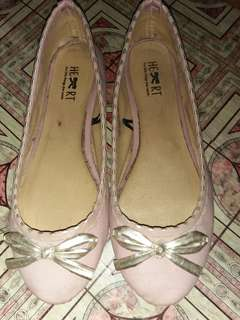 The Little Things Flatshoes Pink